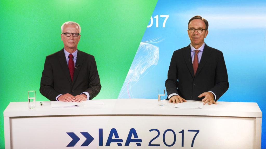 IAA Web-Pressekonferenz