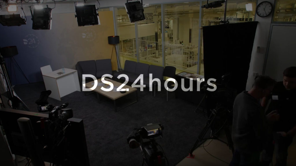 24-Stunden-Townhall-Livestreaming