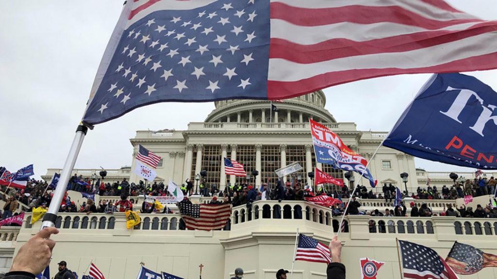 Sturm auf US-Kapitol: Washington im Chaos