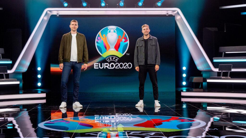 sportstudio live – der ZDF-Podcast zur Fußball-Europameisterschaft 2020